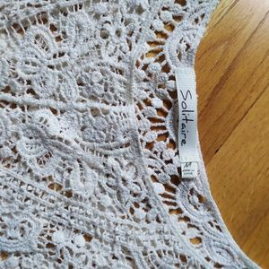 Solitaire Tops - Crochet tunic